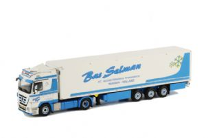 WSI Models Mercedes Europe Flyer Bas Salmon